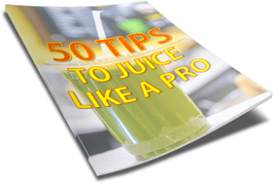 50 juicing tips