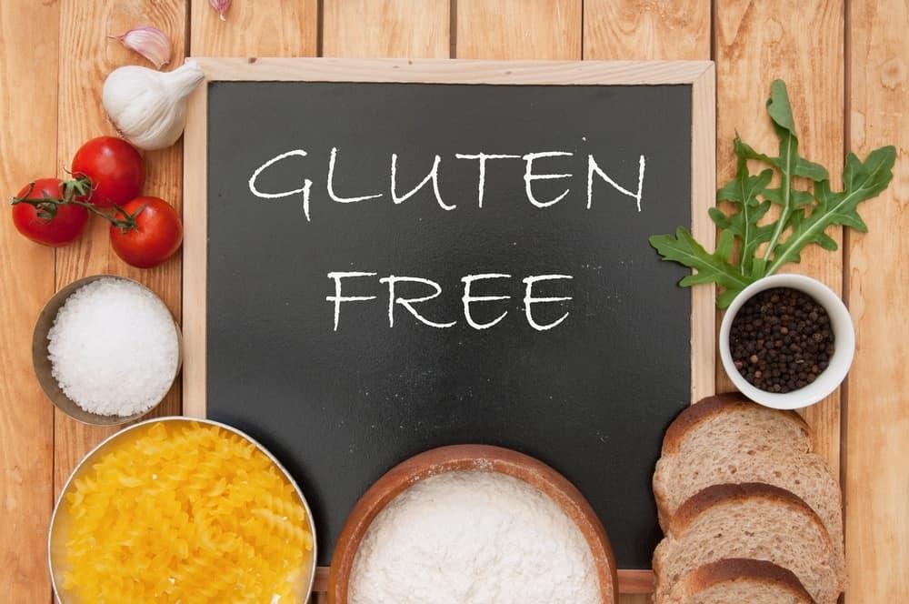 gluten free diet and gluten free foods