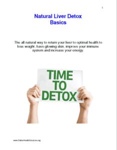 Natural Liver Detox Basics